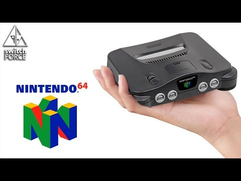 N64 Classic Confirmed By NEW Nintendo Trademarks?!