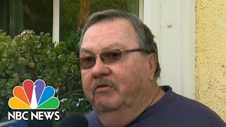 Neighbor Remembers Past Incident With California Shooter | NBC News