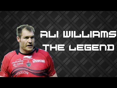 Ali Williams - The Legend