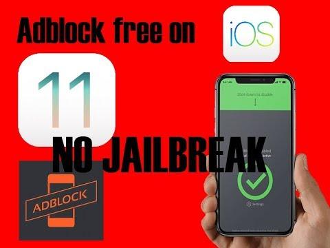 ADBLOCK Free IOS 11/12 No Jailbreak