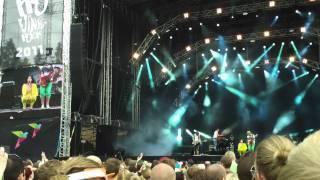Jenni Vartiainen - En haluu kuolla tänä yönä Live @ Provinssirock 2011 (HD)