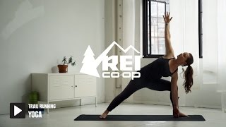 Yoga for Trail Runners || REI