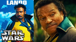 LANDO CALRISSIAN Gets His Own Disney+ Series - Star Wars Leak
