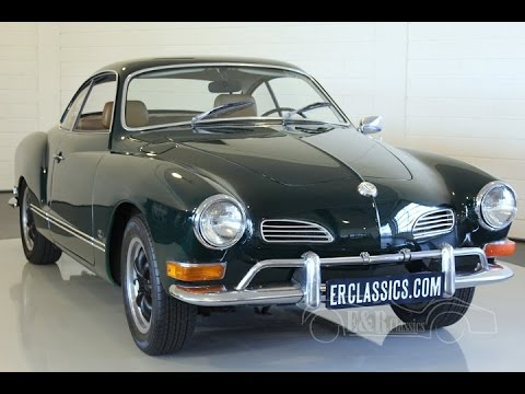 The volkswagen karmann-ghia, a sporty coupe and convertible produced between 1955 and 1974, was a most unexpected vehicle from a company that had built its reputation on the purely functional volkswagen beetle. The volkswagen karmann-ghia was an automobile in which style and driving fun took precedence.