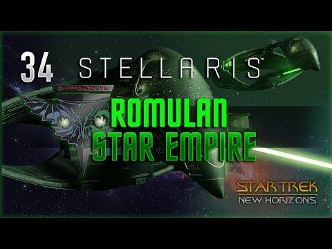 Bolian Eradication! - Stellaris Star Trek New Horizons Mod! Romulan Star Empire #34