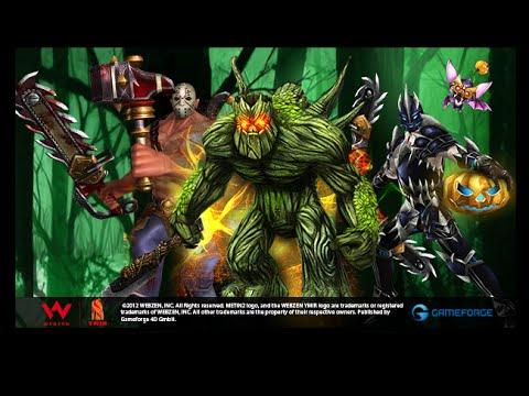 Metin2.DE | Sycorax S.56 | Halloween Monster in Metin2 | PVM