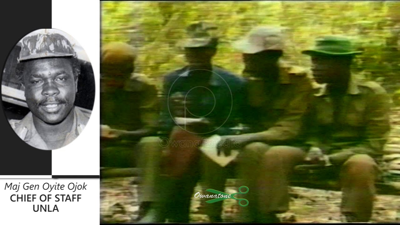 Download NRA BUSH WAR SONG: ENDESHENI MAPAMBANO