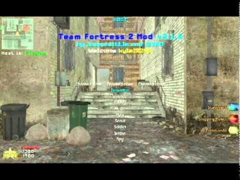 Mw2 pc Team fortress mod