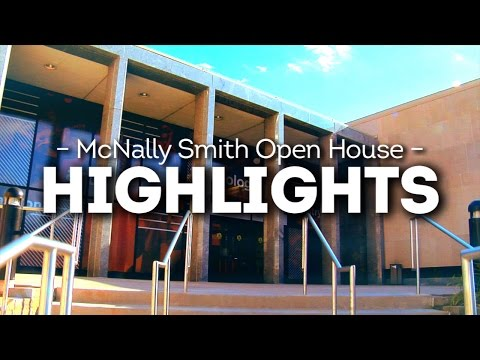 McNally Smith College of Music – 2015 Fall Open House Highlights