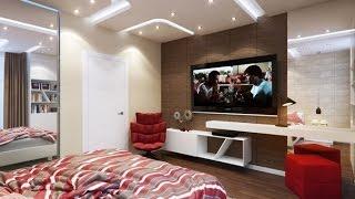 видео Дизайн спальни с балконом