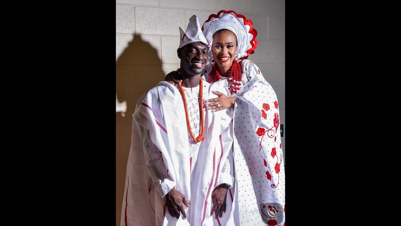 NIGERIAN TRADITIONAL WEDDING - YORUBA TRIBE