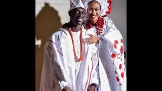 NIGERIAN TRADITIONAL WEDDING - YORUBA TRIBE || ADEWUMI + ADEFEMI