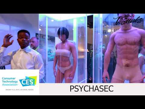 PSYCHASEC at CES 2018