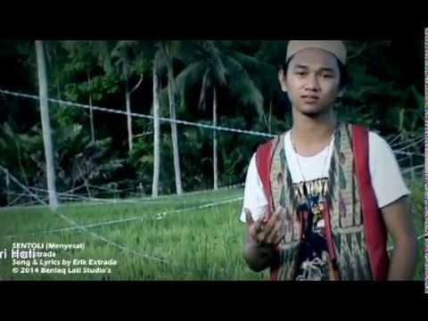 Lagu Dayak Benuaq - Erik Extrada - Sentoli (Menyesal) Official Music Video