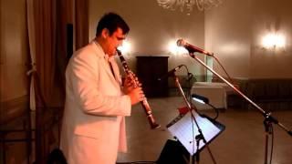 Dinnermusik mit Nico Haupert (Clarinet) - Orangerie Mondorf les Bains Luxembourg