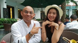Color Man Buzz eps 3 : Special interview with TV Host Thúy Vân about her new movie Bao Giờ Hết Ế