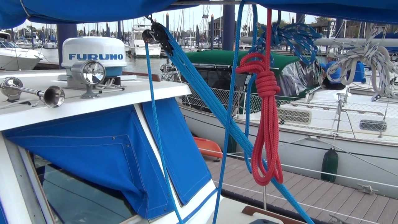SOLD!!! Cape Dory 30 Motorsailer for sale at Little Yacht Sales, Kemah Texas