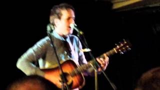 Willie Mays is Up at Bat (with intro) - Chuck Prophet - Fremont Abbey, Seattle 10-24-13