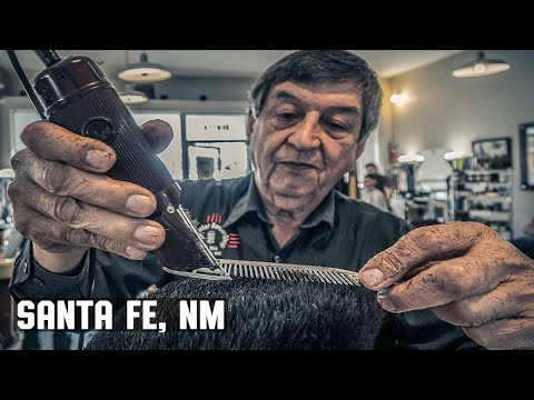 Sante Fe New Mexico's Oldest and Only Traditional Barber Shop - The Center Barbershop