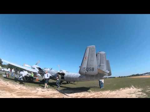Army Mohawk OV1D at Marvel Of Flight 2016