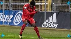 KWASI OKYERE WRIEDT - FC BAYERN MUNICH - DEBUT SKILLS AND GOALS 2020/21