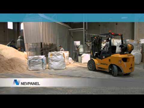 NevPanel ® Magnesium Oxide based Interior and Exterior Construction and Insulation Panels