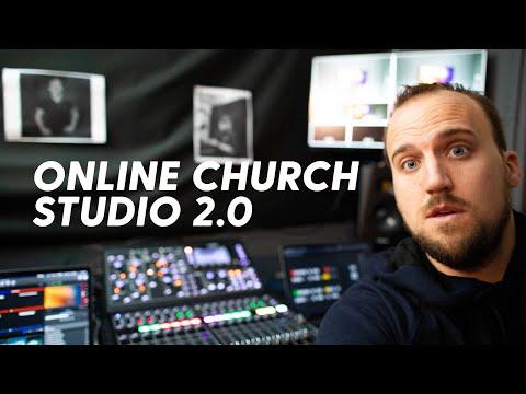 Online Church Studio Tour 2.0