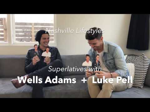 Exclusive Q&A with Luke Pell and Wells Adams