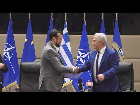 Προγραμματική συμφωνία μεταξύ των ΥΠΕΘΑ και ΥΠΨΗΠΤΕ