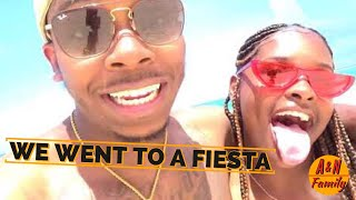 Nightclub In Cancun Mexico(fiesta!! Vlog)