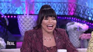 Tisha Campbell Becomes Emotional Talking About Her Son