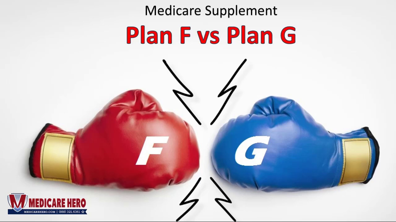Plan F Vs Plan G: Which Medicare Supplement Plan Is The ...