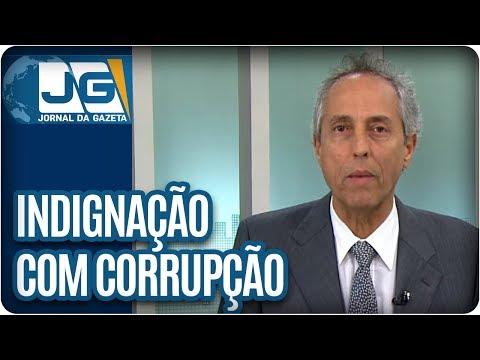 """Bob Fernandes/ """"Fingir"""" e fingimentos: indignação com corrupção, Saúde, festa em """"Palácio""""..."""