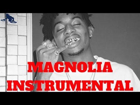 Playboi Carti - Magnolia (Instrumental) No Copyright!   DJ Uploadz