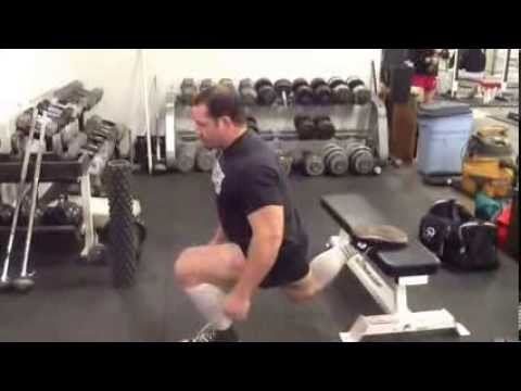 Glute Activation Warmup