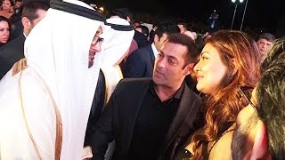 Salman Khan's ROYAL DINNER With The King Of Dubai