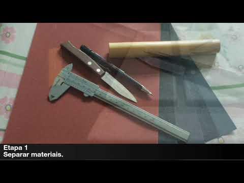 Processo de Fabricação de Palhetas Manufaturadas