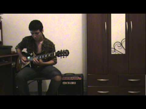 Dj Ashba - Mi Amor (Solo Cover)