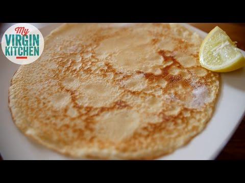 BRITISH PANCAKE DAY RECIPE