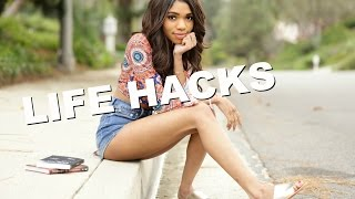 LIFE HACKS THAT WILL CHANGE YOUR LIFE BACK AT IT WITH A NEW VIDEO SIMPLE LIFE HACKS THAT WILL CHANGE YOUR LIFE Life Hacks TESTED I love you guys so so much Thumb up this ...