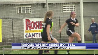 Alabama bill aims to make students play sports based on sex at birth