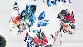 Retro Floral Jacket