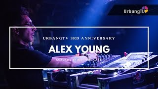 Alex Young @ The Cave  - UrbangTV Anniversary3