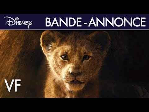 Le Roi Lion (2019) - Première bande-annonce (VF) I Disney