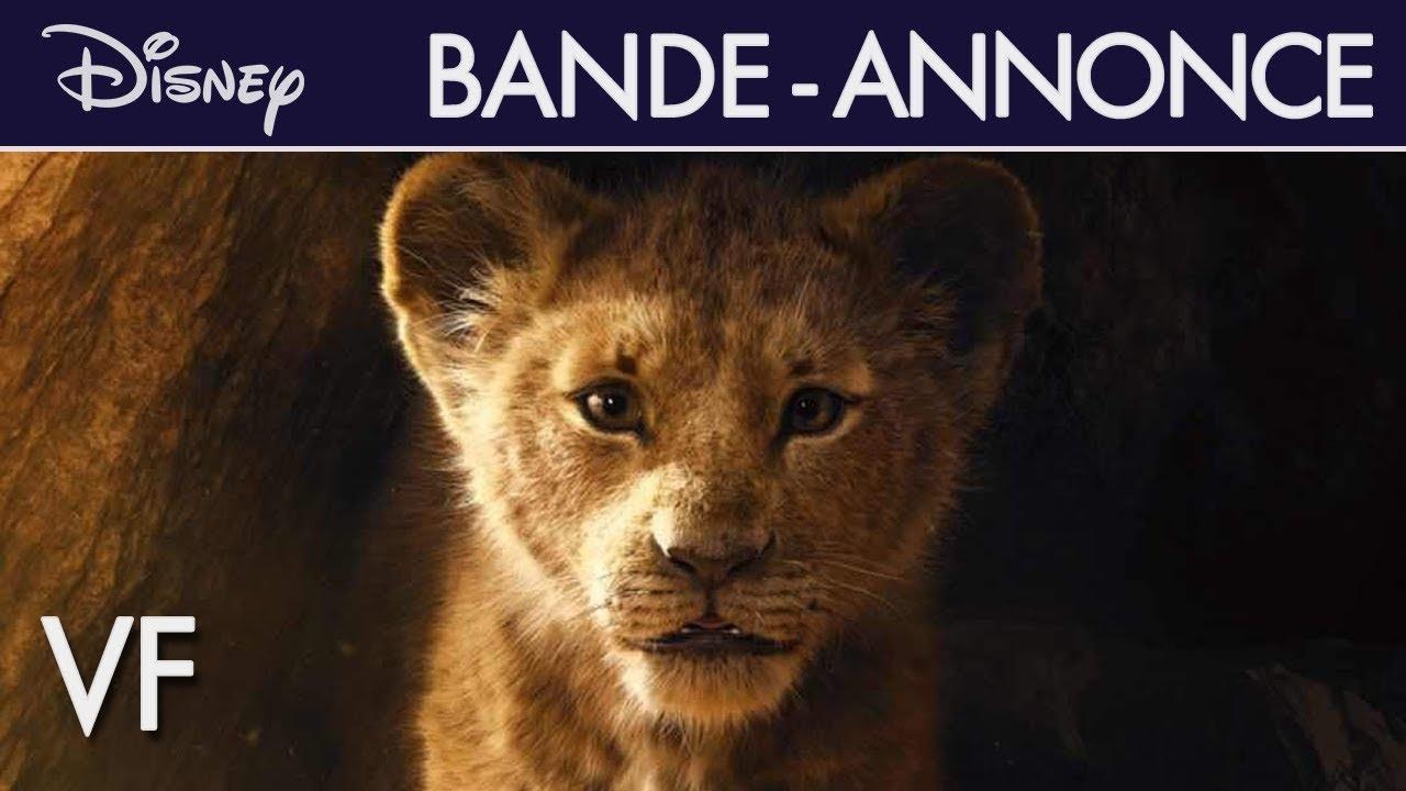 Le Roi Lion 2019 Première Bande Annonce Vf I Disney