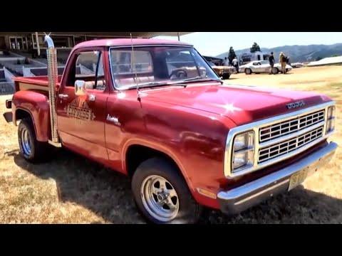 1979 DODGE ADVENTURER 150 Li'l Red Express Truck