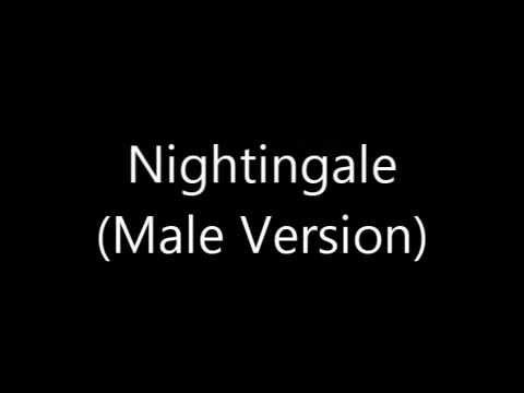 Nightingale (Male Version)