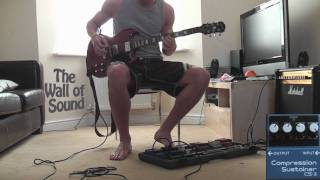 Guitar effect tutorial - The Wall of Sound