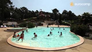 Côte d'Argent Campsite, Gironde, France | Eurocamp.co.uk