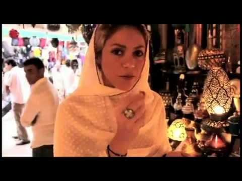 Shakira a maroc  ..morocco. Marrakech  Jemaa el Fna live  2011